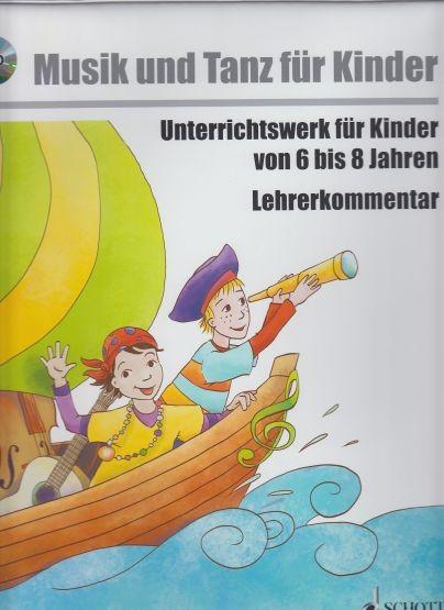 Nykrin, Rudolf u.a. (Hrsg.): Musik voraus - Musik +Tanz für Kinder - Komplettpaket