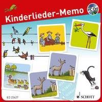 .: Kinderlieder Memo