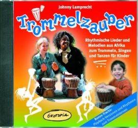 Lamprecht, Johnny: Trommelzauber - 2CDs