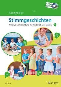 Maxeiner, Kirsten: Stimmgeschichten