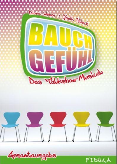 Weber, Diana + Hüsch, Janik: Bauchgefühl - Gesamtausgabe