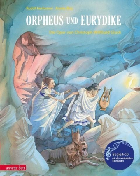 Herfurtner, Rudolf: Orpheus und Eurydike - mit CD