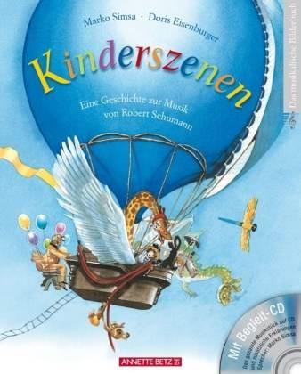 Simsa, Marko: Kinderszenen - mit CD