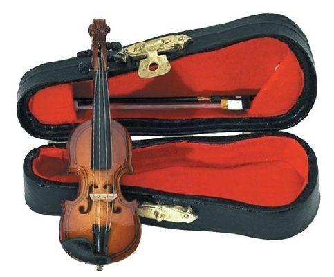 Miniaturinstrument: Violine