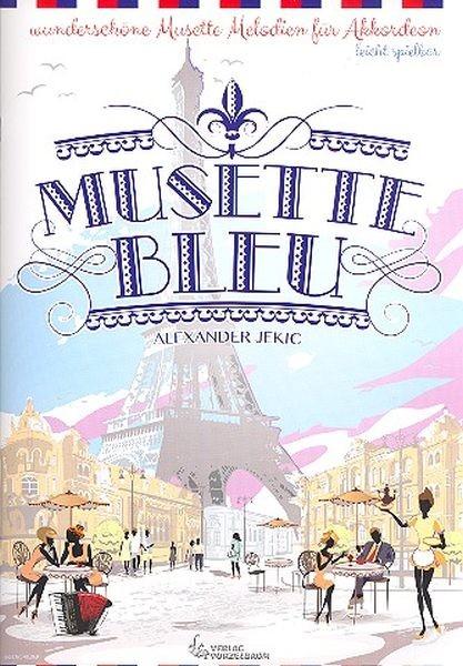 Jekic Alexander: Musette bleu