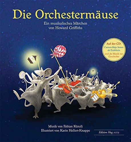 Griffiths, Howard: Die Orchestermäuse