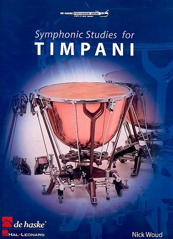 Woud, Nick: Symphonic Studies For Timpani