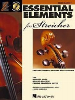 AlLEN, Michael u.a.: Essential Elements 1 Fuer Streicher