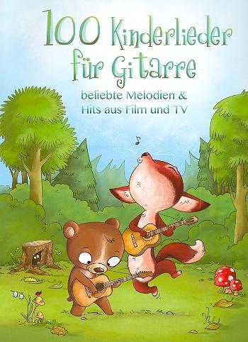 .: 100 Kinderlieder für Gitarre