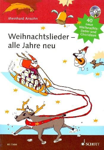 Ansohn Meinhard: Weihnachtslieder - alle Jahre neu