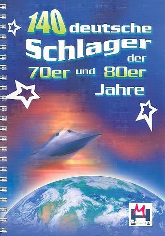 Hildner: 140 Deutsche Schlager Der 70er + 80er Jahre