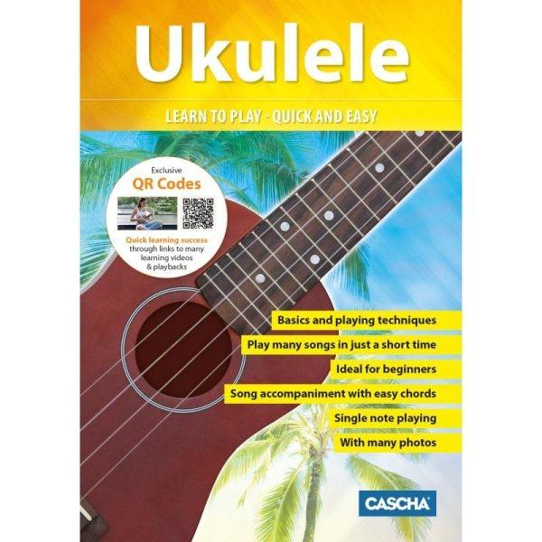 .: Ukulele - Schnell und einfach lernen