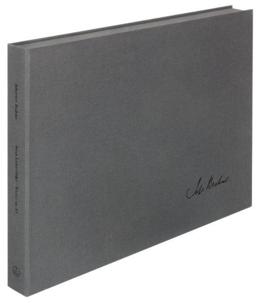 Brahms, Johannes: Neue Liebeslieder / Walzer op. 65