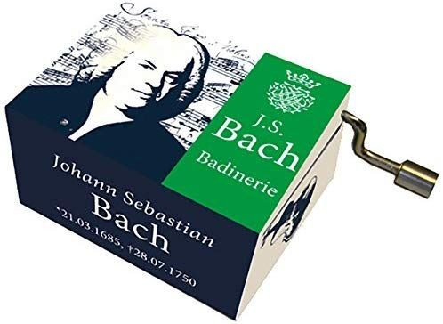 Bach Johann Sebastian: Spieluhr Badinerie