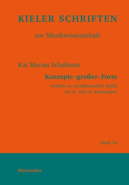Schabram, Kai Marius: Konzepte - großer - Form