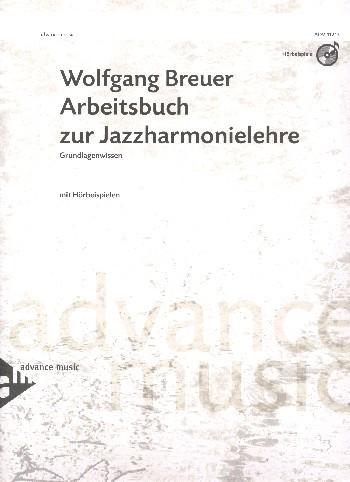 Breuer Wolfgang: Arbeitsbuch zur Jazzharmonielehre