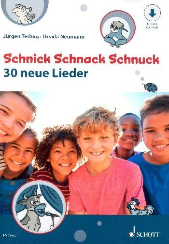 Terhag Juergen: Schnick Schnack Schnuck
