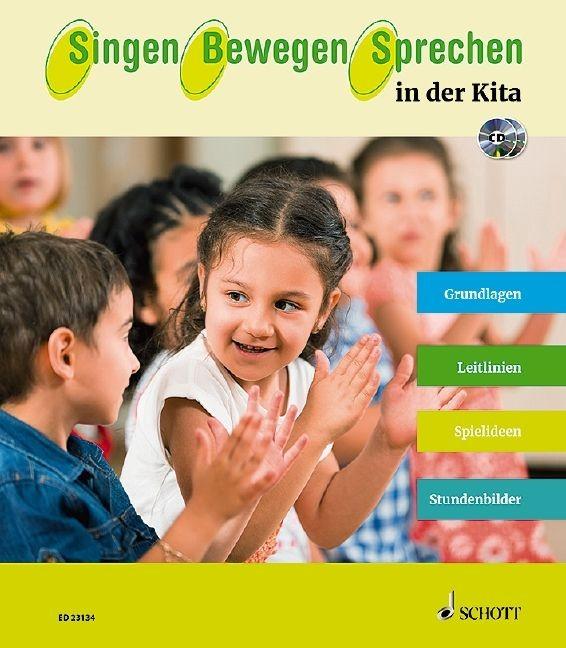 Franz, Stefan: Singen Bewegen Sprechen in der Kita