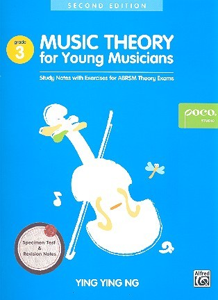 Ng Ying Ying: Music theory for young musicians 3