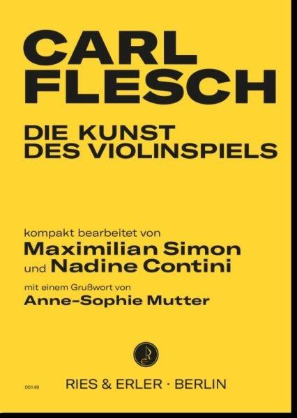 Flesch Carl: Kunst des Violinspiels - kompakt