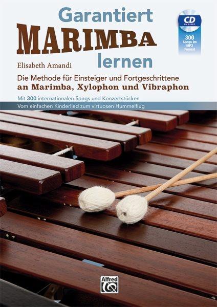 Amandi Elisabeth: Garantiert Marimba lernen