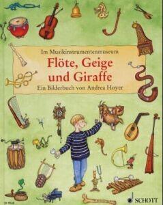 Hoyer, Andrea: Flöte, Geige und Griaffe