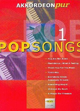 AKKORDEON PUR: Popsongs 1