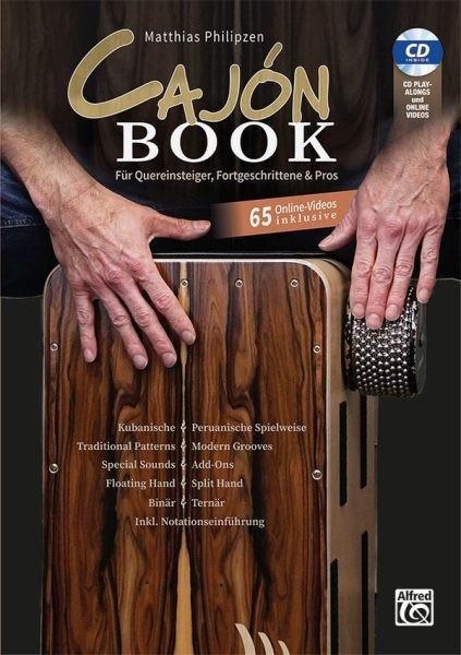 Philipzen Matthias: Cajon Book