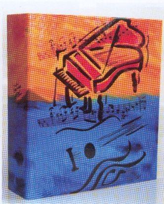 Ordner: Piano und Gitarre