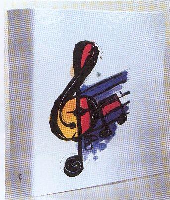Ordner: Violinschlüssel