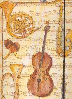 .: Sammelmappe - Instrumente