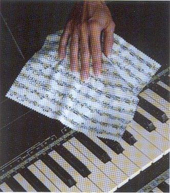 .: Instrumentenputztuch
