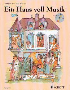 Rettich, Margret und Rolf: Ein Haus voll Musik - mit CD