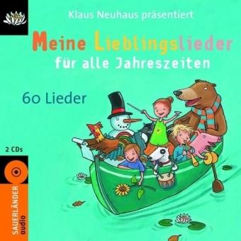 Neuhaus, Klaus: Meine Lieblingslieder für alle Jahreszeiten
