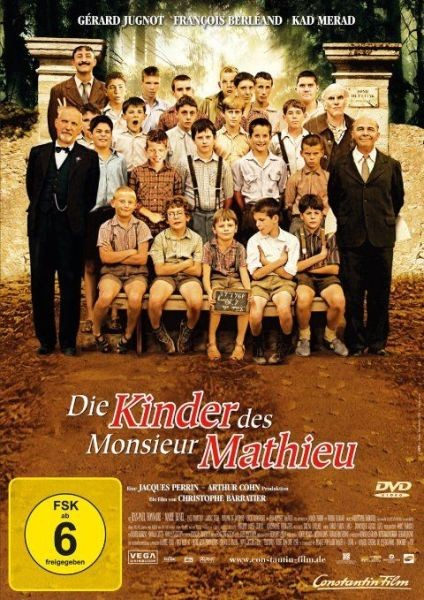 DvD: Die Kinder des Monsieur Mathieu