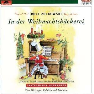 Zuckowski, Rolf: In der Weihnachtsbäckerei