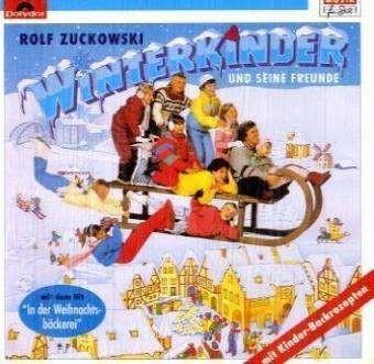 Zuckowski, Rolf: Winterkinder - CD