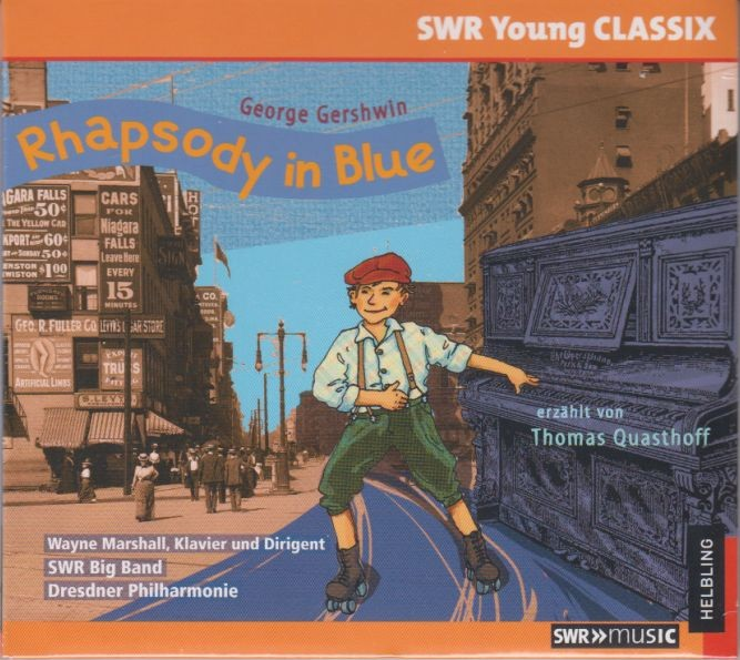 George Gershwin: Rhapsody in Blue
