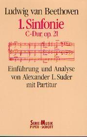 Beethoven, Ludwig van: 1. Sinfonie C-Dur, op. 21