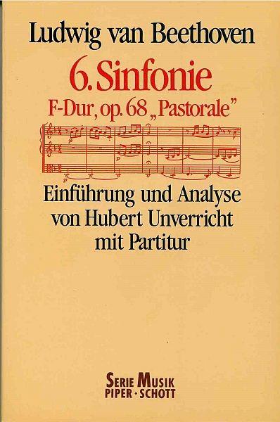 """Beethoven, Ludwig van: 6. Sinfonie F-Dur, op. 68 """"Pastorale"""