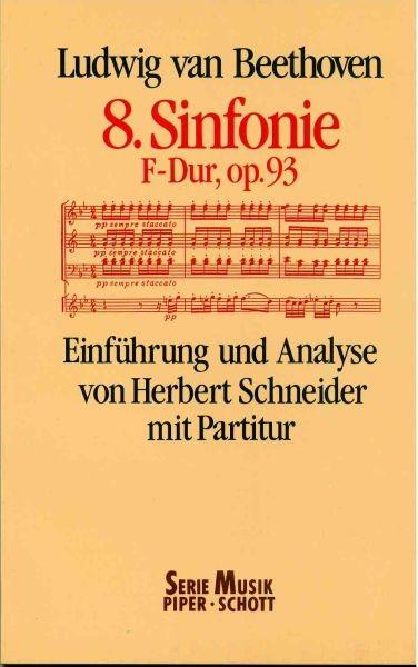 Beethoven, Ludwig van: 8. Sinfonie F-Dur, op. 93