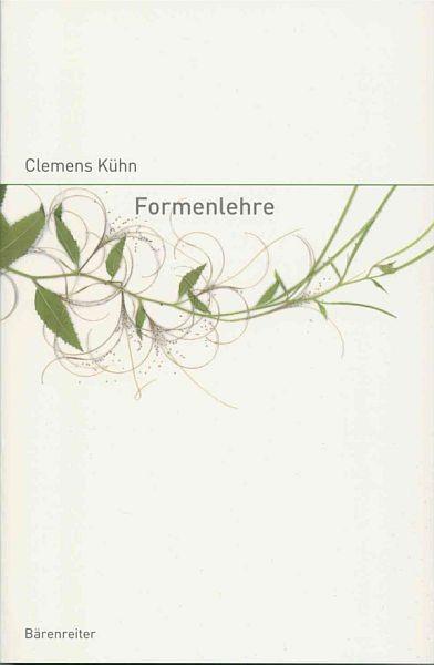 Kühn, Clemens: Formenlehre der Musik