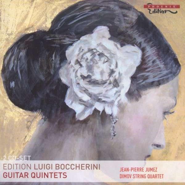 Boccherini, Luigi (1743-1805) [*1742]: Gitarrenquintette Nr.1-6 - 2CD