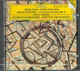 Glass, Philipp: Violin Concerto