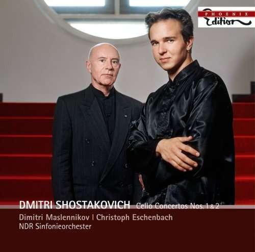 Schostakowitsch, Dimitrij (1906-1975): Cellokonzerte Nr.1 & 2