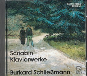 Scriabin, Alexander: Klavierwerke