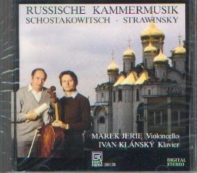 Schostakowitsch/Strwawinsky: Russische Kammermusik