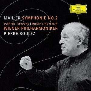 Mahler, Gustav (1860-1911): Symphonie Nr. 2 - Auferstehung