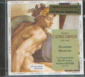 Capricornus, Samuel (1628-1665): Theatrum Musicum
