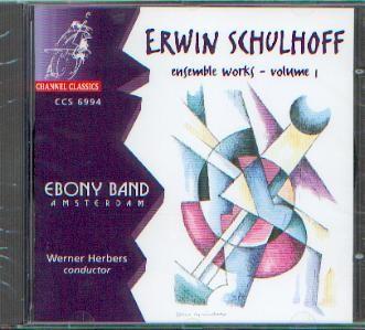 Schulhoff, Erwin: Ensemble Works I